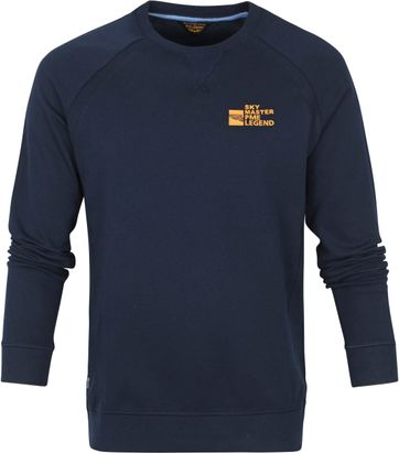 PME Legend Pullover Interlock Navy