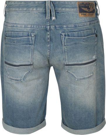 PME Legend Short Skymaster Jeans Blue