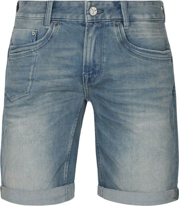 PME Legend Shorts Skymaster Jeans Blue