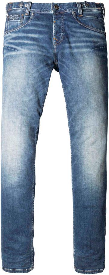 PME Legend Skyhawk Jeans Blauw
