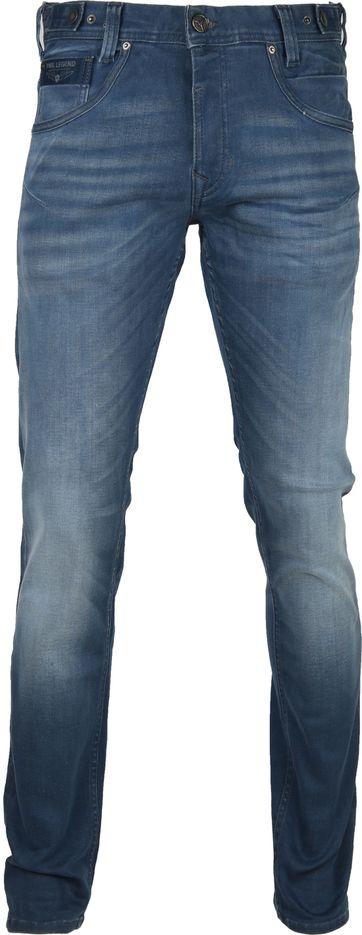 PME Legend Skyhawk Jeans Mid Blue