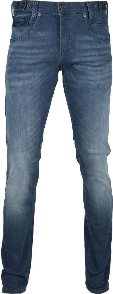 PME Legend Skyhawk Jeans Middenblauw