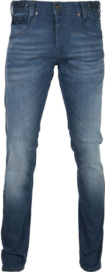 PME Legend Skyhawk Jeans Mittel Blau