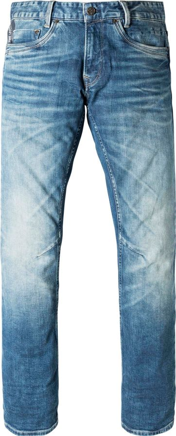 PME Legend Skymaster Jeans Blauw