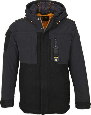 PME Legend Superwire Jacket Black