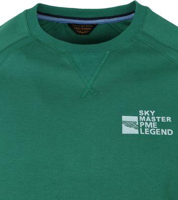 PME Legend Sweater Interlock Green