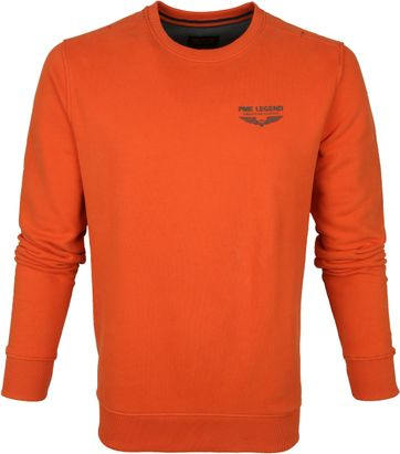 PME Legend Sweater Orange