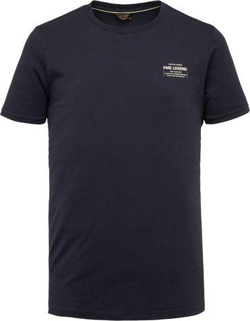 PME Legend T-Shirt 213563 Donkerblauw