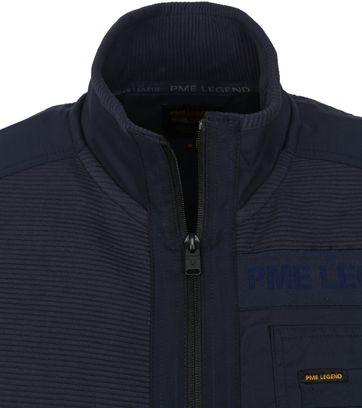 PME Legend Vest Ottoman Donkerblauw