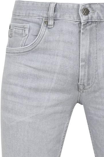PME Legend XV Denim Jeans Lichtgrijs