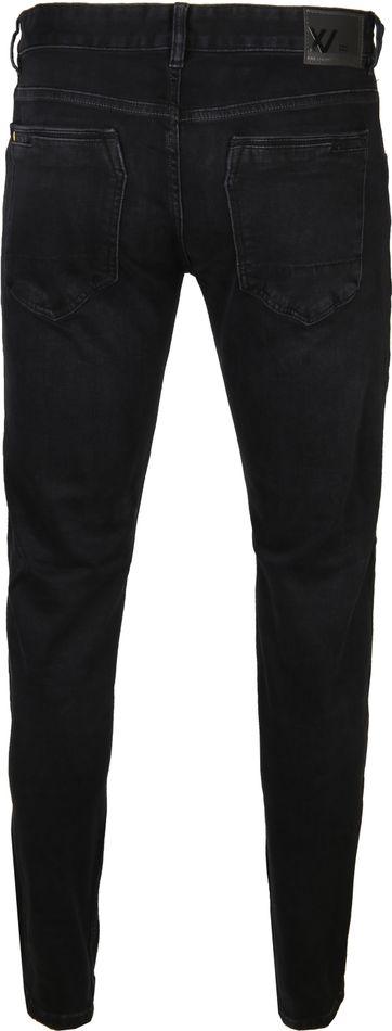 PME Legend XV Denim Jeans Zwart