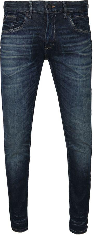 PME Legend XV Jeans Stretch Donker Blauw PTR150-DBD