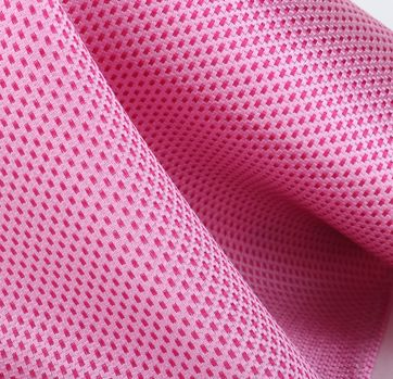 Pocket Square Fuchsia
