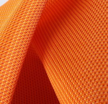 Pocket Square Orange