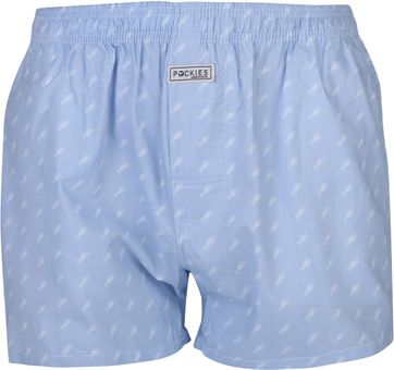 Pockies Boxershort Fishbone