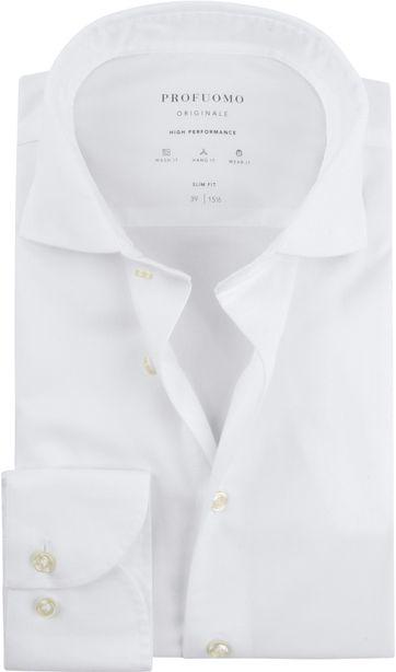 Profuomo High Performance Hemd Weiß