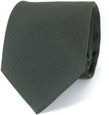 Profuomo Krawatte Army 16H