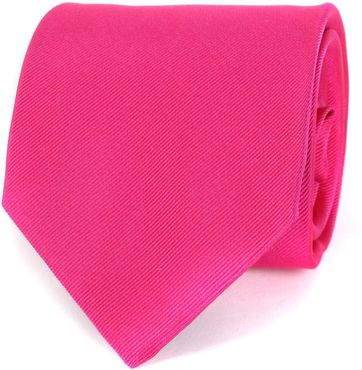 Profuomo Krawatte Fuchsia 16K
