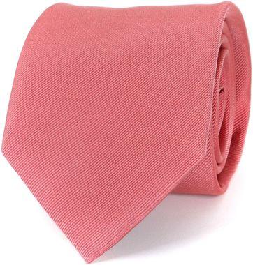 Profuomo Krawatte Koralle 16T