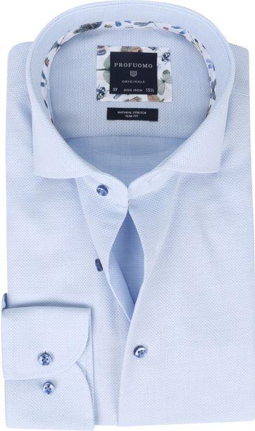 Profuomo Originale Hemd X Blau