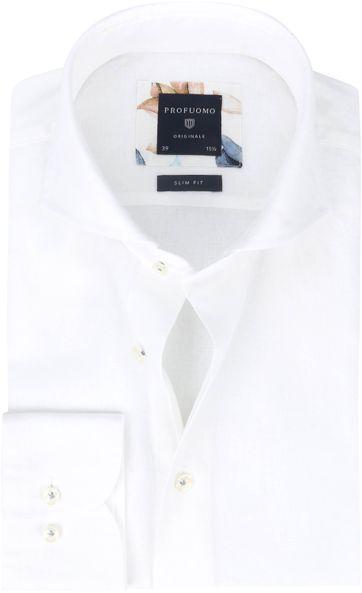 Profuomo Originale Hemd X Weiß