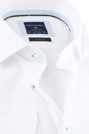 Profuomo Originale Overhemd Wit