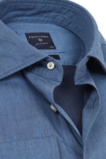 Profuomo Originale Shirt Denim