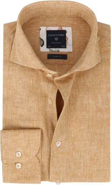 Profuomo Originale Shirt Orange