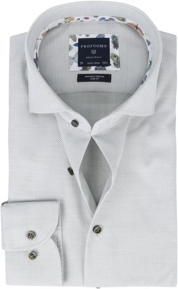 Profuomo Originale Shirt X Light Green