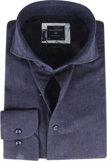 Profuomo Originale Shirt X Navy