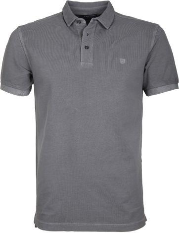 Profuomo Poloshirt Garment Grey
