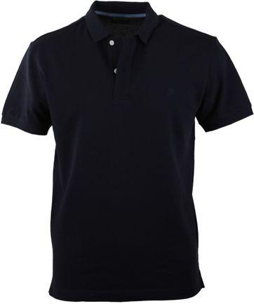 Profuomo Poloshirt Navy