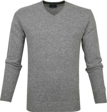 Profuomo Pullover Grau