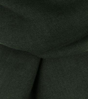 Profuomo Scarf Woven Dark Green