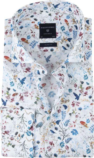 Profuomo SF Shirt Flowers