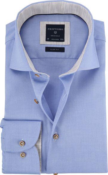 Profuomo Shirt Blue CAW