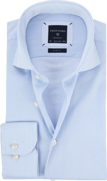 Profuomo Shirt CAW Stripes