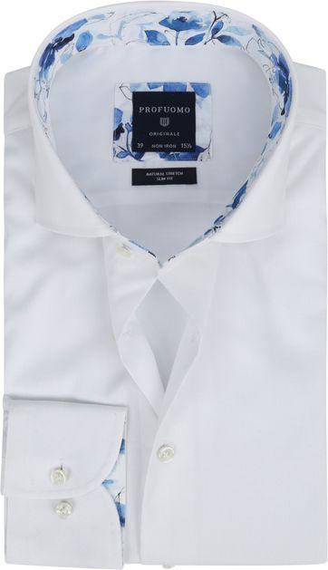 Profuomo Shirt Cutaway SC SF White