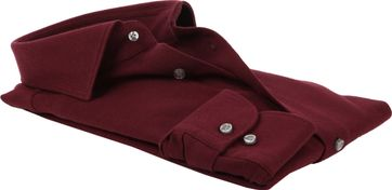 Profuomo Shirt Knitted Bordeaux
