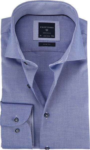 Profuomo Shirt Navy CAW
