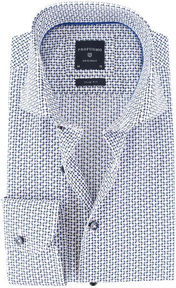 Profuomo Shirt Print