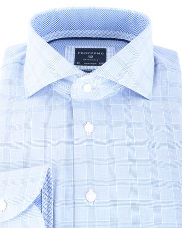 Detail Profuomo Shirt Ruit Slim Fit