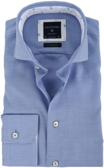 Profuomo Shirt SC Blue