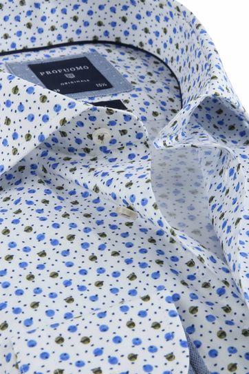 Profuomo Shirt SF Cutaway Dessin