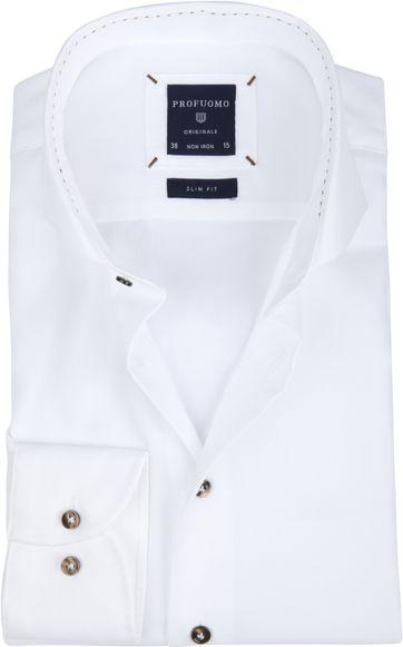 Profuomo Shirt SF White