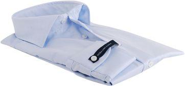 Detail Profuomo Shirt SL7 Cutaway Lichtblauw