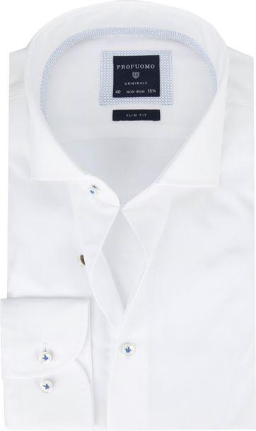 Profuomo Shirt Slim Fit Cutaway