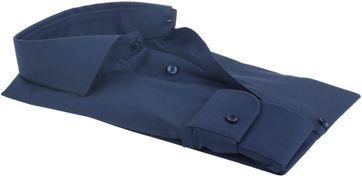 Detail Profuomo Shirt Slim Fit Navy
