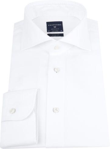 Profuomo Slim Fit Shirt Cutaway