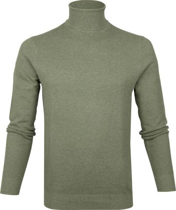Profuomo Turtleneck Green